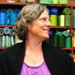 Barb Loeppky - home weaver